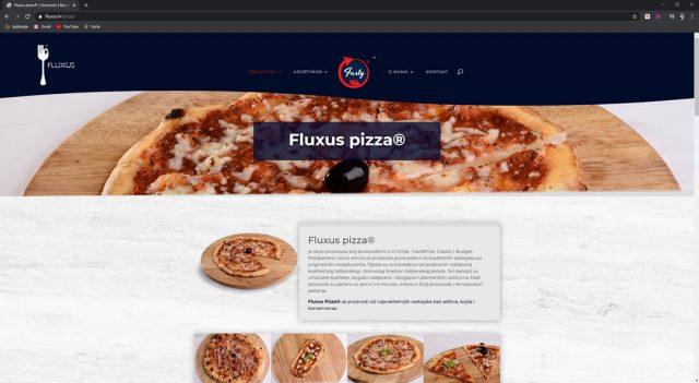 Izrada web stranice i održavanje | Fluxus d.o.o.